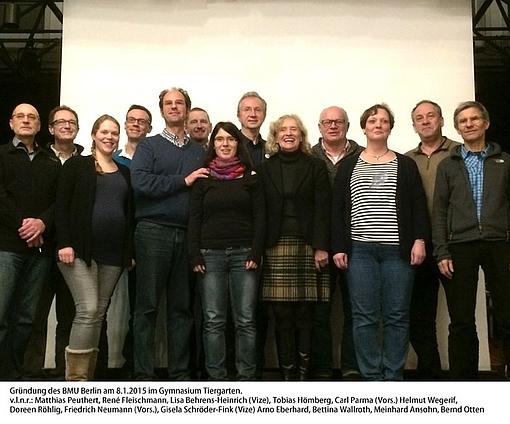 Vorstand des LV Berlin